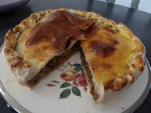 Pilz Empanada