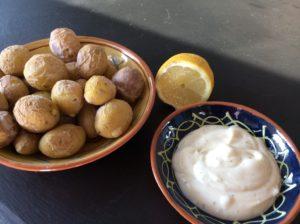 kanarische Runzelkartoffeln
